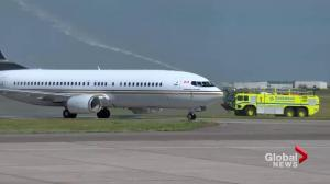 First NewLeaf flight lands in Saskatoon